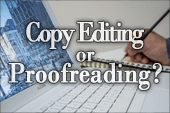 Difference Between Copy Editing and Proofreading