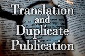Exploring Translation and Duplicate Publication
